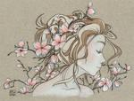 Cherryblossom by Poppysleaf