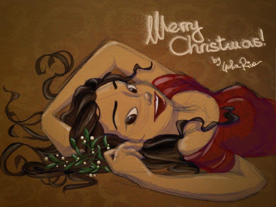 Merry Christmas!! by Poppysleaf