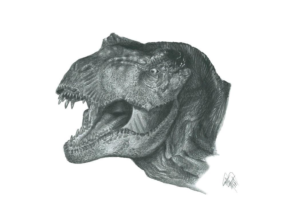 Tyrannosaurus Rex - 1997 Keith Stewart by KStewartX4