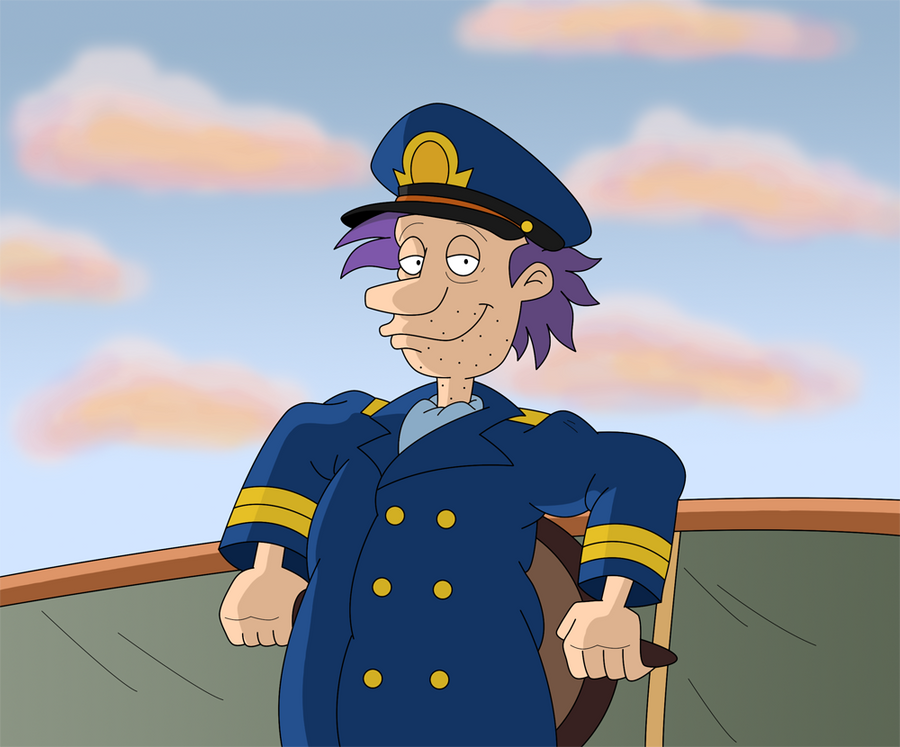 Captain Stu Pickles by IsabellaPrice