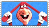 Stamp- Noid 3 by Cavity-Sam