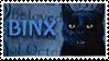 Binx Stamp 1 by Cavity-Sam