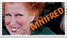 Winifred Sanderson Stamp 1 by Cavity-Sam