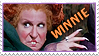 Winifred Sanderson Stamp 2 by Cavity-Sam
