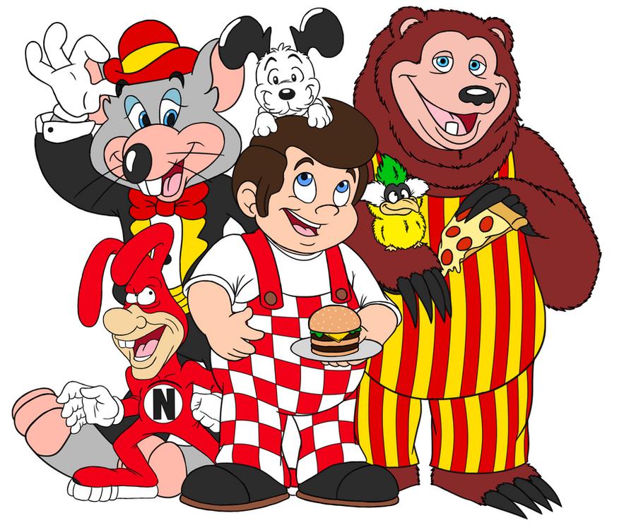 Chucky Fast Food