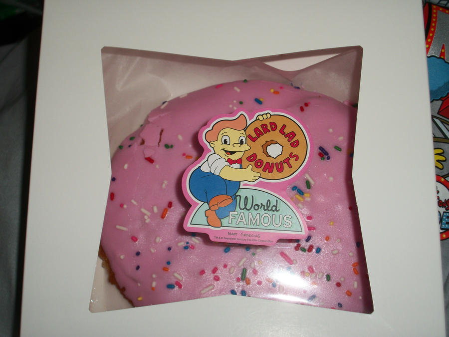 Lard Lad Donut by IsabellaPrice