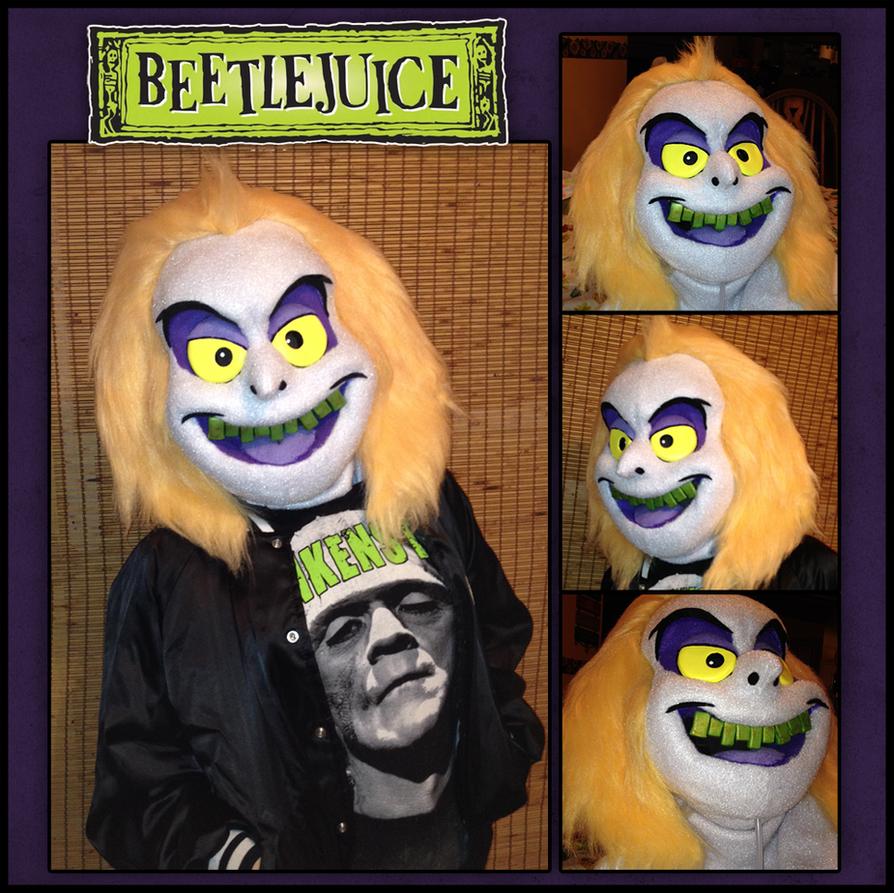Beetlejuice, Beetlejuice, Beetlejuice by IsabellaPrice