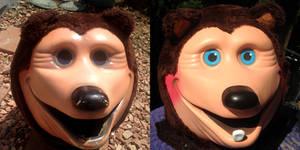 Billy Bob Head Restoration