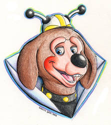 Dook (Colored Pencils) by Cavity-Sam