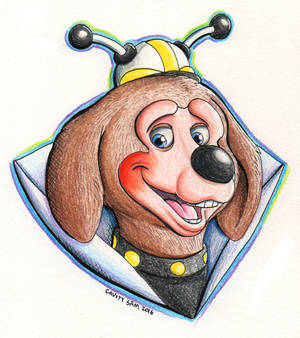Dook (Colored Pencils)