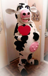 Cow Loves You