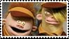 Stamp- Mr. Meaty