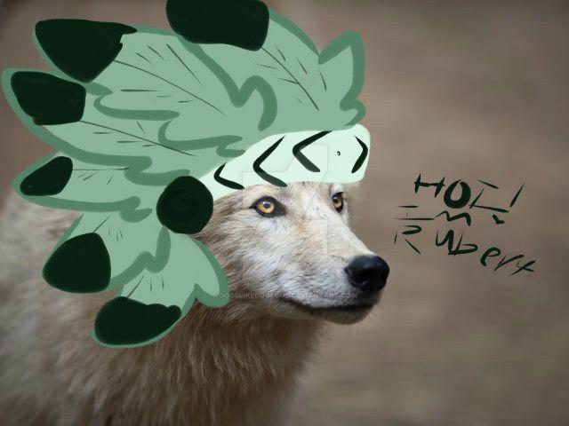 Rubert by dogslikedogfoud
