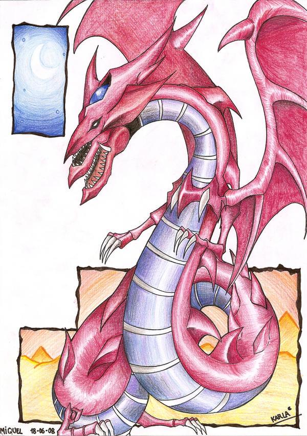 Slyfer the Sky Dragon by KarLaBlack