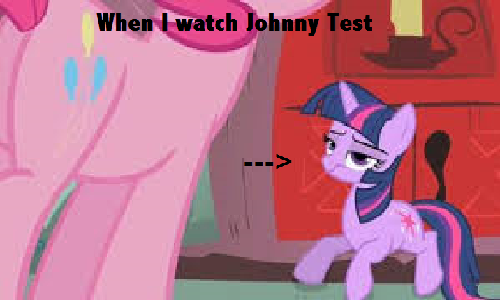 When I Watch Johnny Test By The-Capricious-Clown On DeviantArt