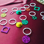 3D printed wine charms by avarenity