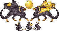 SPRITE: Firefly Dragons