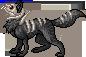 SPRITE: Underworld Dog by JaziSnake