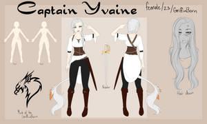 [OC] Captain Yvaine by HeyFizZz