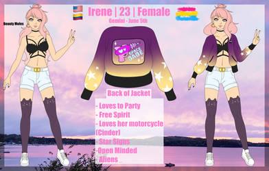 Irene ref 2.0