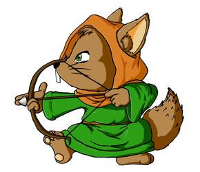 Chobin Hood by Gah-and-Robin