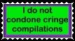 I do not condone cringe compilations by Felix-Sebastian