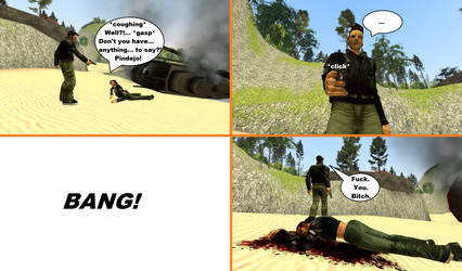 How Grand Theft Auto III Should Have Ended by newThomasfan89