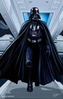 Darth Vader by GARTART