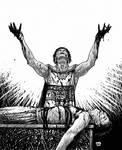 Aztec Sacrifice