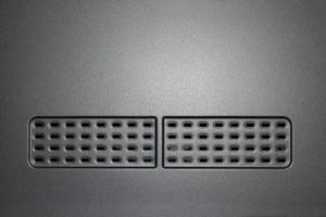 Grey Metallic Vents-Stock1 by Stock-Tography