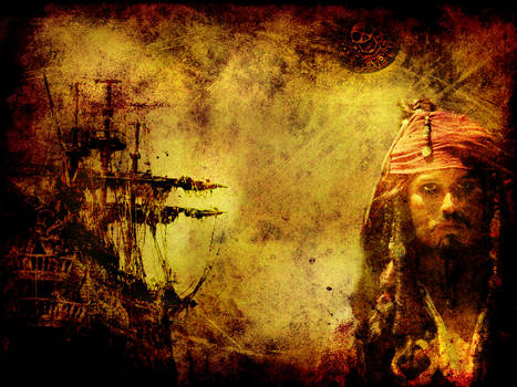 Wall: Pirates of the Caribbean
