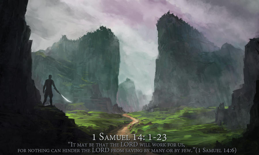 Image result for 1 samuel 14