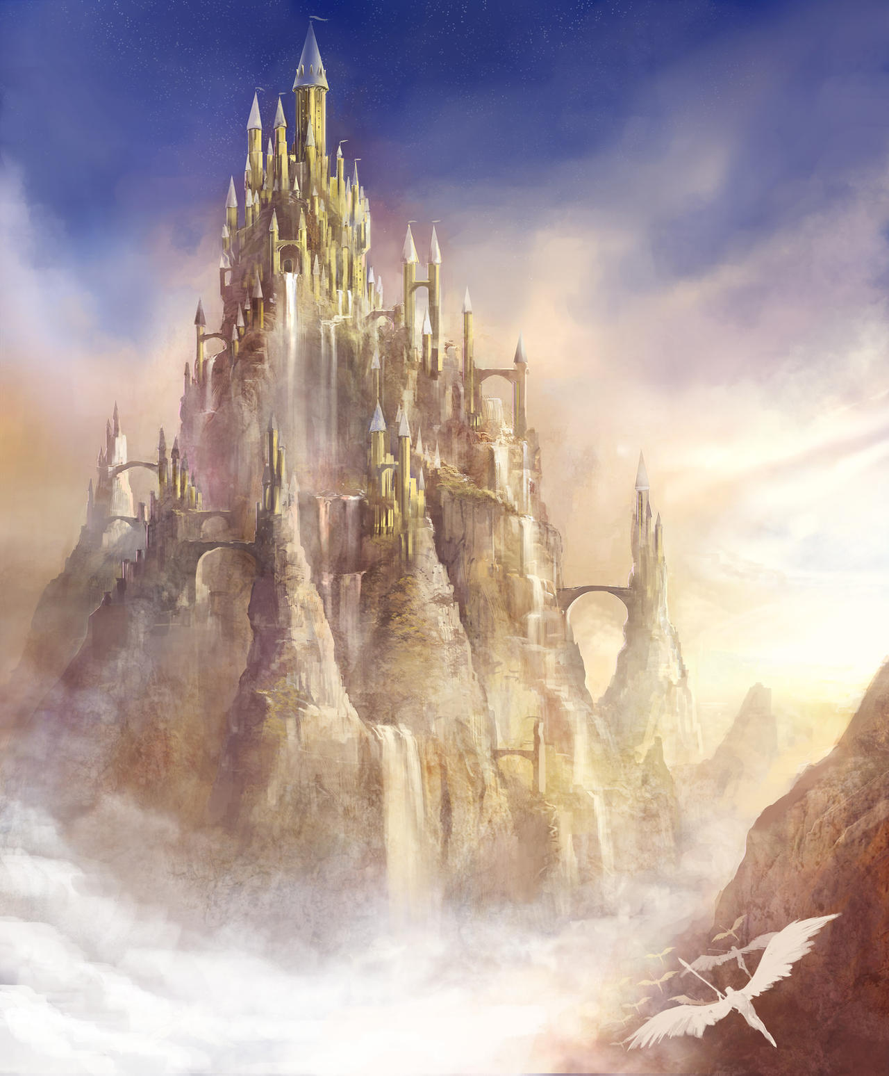 mountain_peak_castle_by_jbrown67-d7o23gr