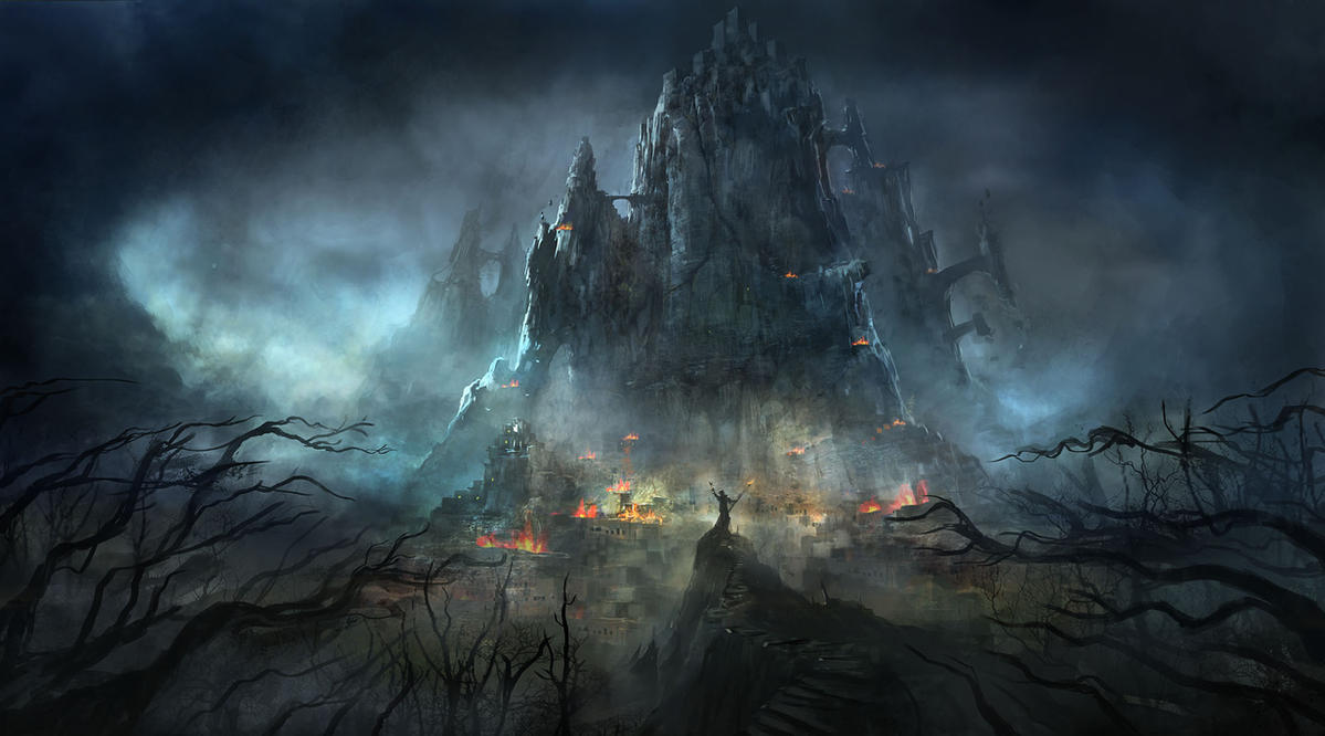 Dark Castle - Dark Castle By Jbrown Phdia