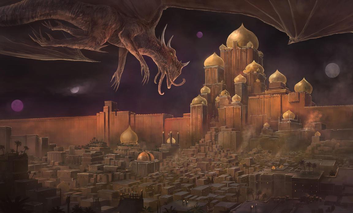 Persian Night by jbrown67