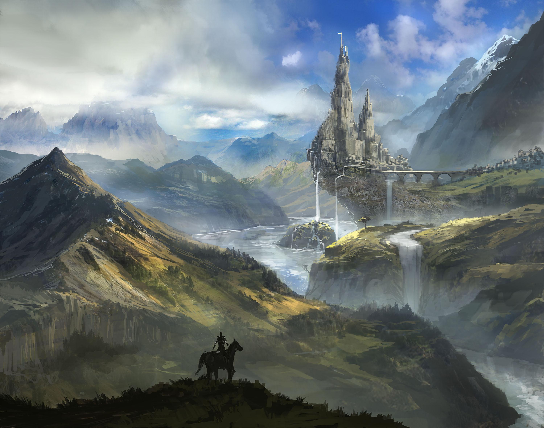 Open world by jbrown67 on deviantart for Mountain designs garden city