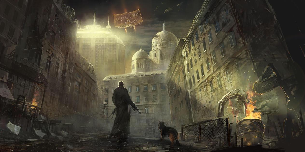 Virtual Revolution by jbrown67
