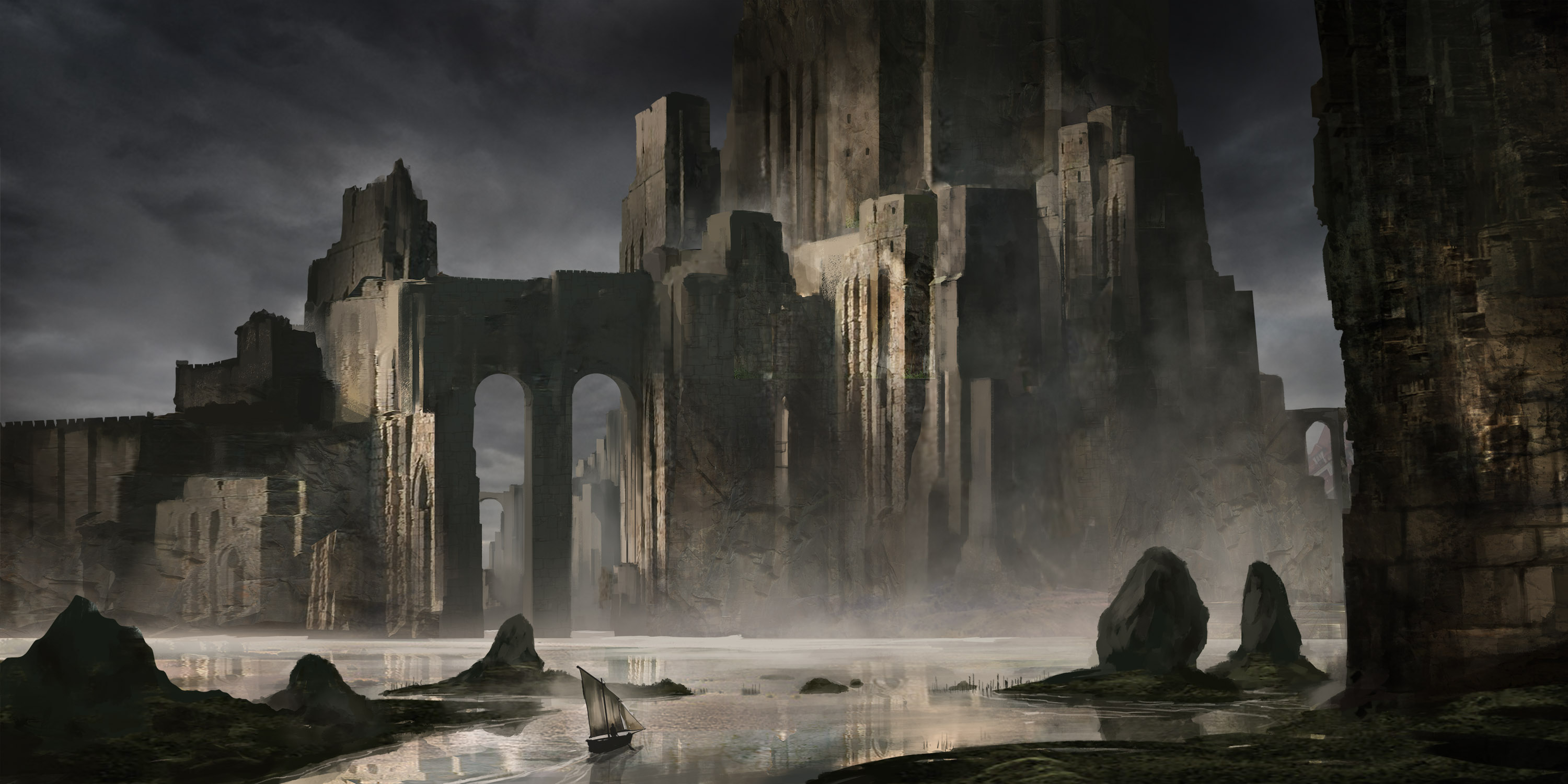 The Lost Fortress