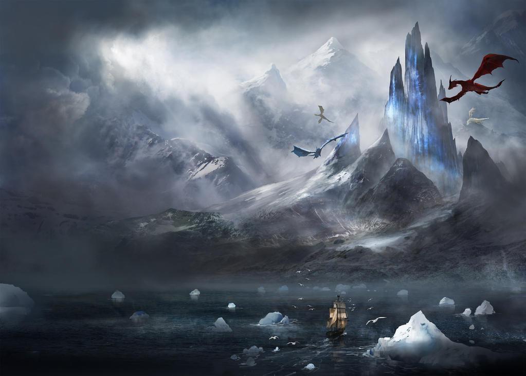 Crystal Tower by jbrown67
