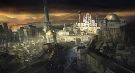 Turkish Fantasy City