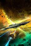 Space Opera Book Cover