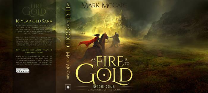 High Fantasy Book Cover