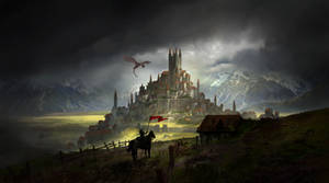 Epic Fantasy City