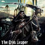 Cyborg Grim Reaper