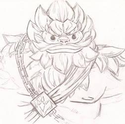 Zelda Breath of the Wild by The-Sketch-Fox