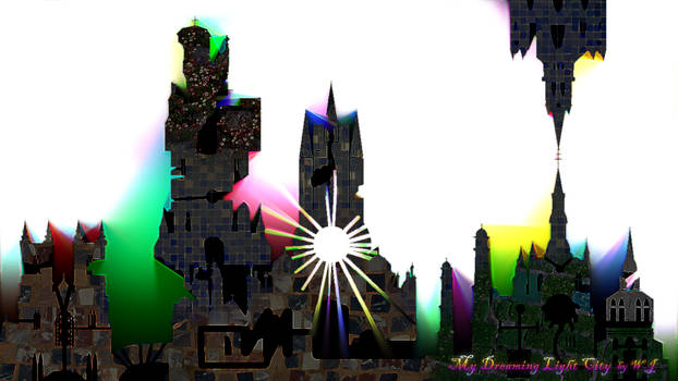 My Dreaming Light City