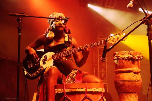 Mama Africa Sets The Groove - II