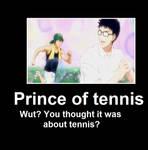 prince of tennis moti
