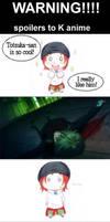 Everyone I like-- by UmiHoshi
