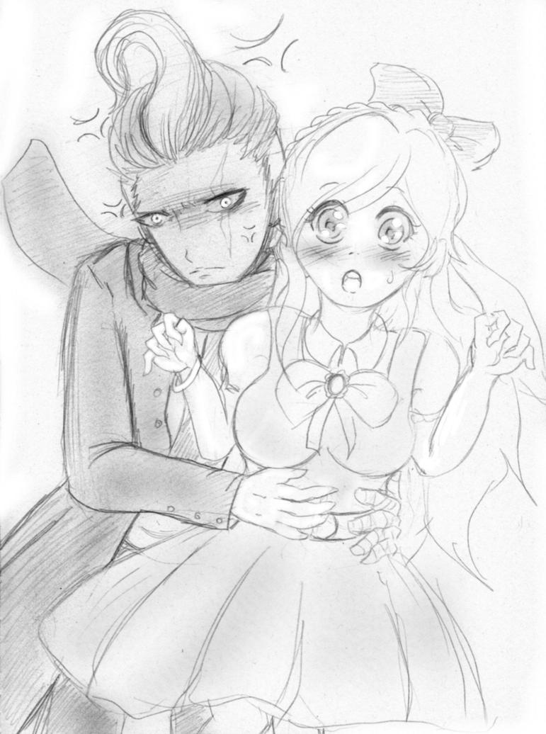 when you talk shit about the babe by UmiHoshi